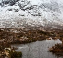 Buchaille Etive Mor Sticker