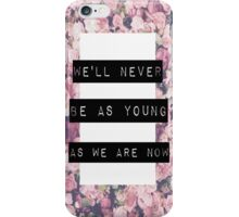 Never Be lyrics 5sos iPhone Case/Skin
