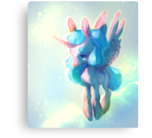 Pegacorn Canvas Print