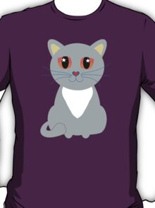 Only One Gray Cat T-Shirt