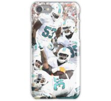 miami dolphins iPhone Case/Skin