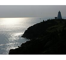 Nova Scotia Light Photographic Print