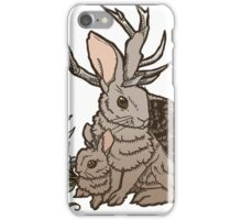 The Wolpertinger iPhone Case/Skin