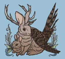 The Wolpertinger by Glyph-Quest