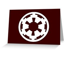 Imperial Wheel Greeting Card