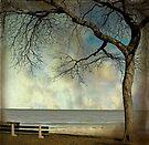 under the tree by Angel Warda