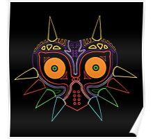 Skull Kid Mask Poster