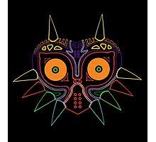 Skull Kid Mask Photographic Print