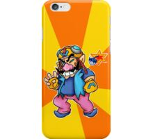 Warioware  iPhone Case/Skin
