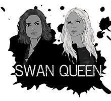 Regina and Emma - Swan Queen by OliveTreeHouse