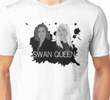 Regina and Emma - Swan Queen Unisex T-Shirt