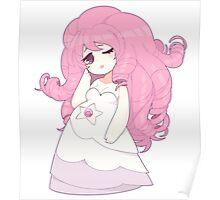 Rose Quartz Poster