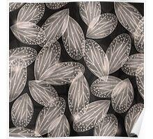 Fallen Fairy Wings - Silver Screen Edition Poster