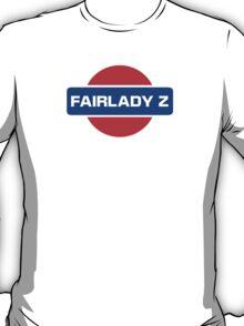 Nissan Fairlady Z Badge T-Shirt
