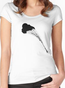 Rain On Me Women's Fitted Scoop T-Shirt