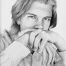 Portrait of Stephen by David J. Vanderpool