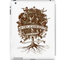 The Decemberists iPad Case/Skin