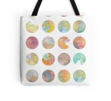 Colored World Tote Bag