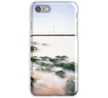 Bradstairs pool. iPhone Case/Skin