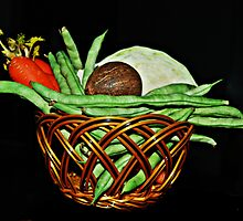 Vegetable Basket. by khadhy