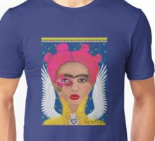 """""""Pies para que los quiero si tengo alas para volar"""" Unisex T-Shirt"""