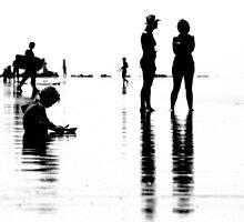 Summer Days by deannedaffy