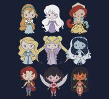 Lil' CutiEs - Alternate Princesses Group One One Piece - Short Sleeve