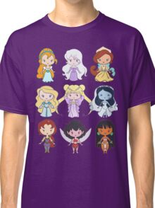 Lil' CutiEs - Alternate Princesses Group One Classic T-Shirt