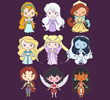 Lil' CutiEs - Alternate Princesses Group One T-Shirt