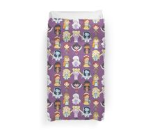 Lil' CutiEs - Alternate Princesses Group One Duvet Cover