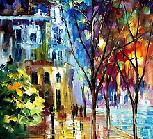 Cold Resolution — Buy Now Link - www.etsy.com/listing/227215920 by Leonid  Afremov