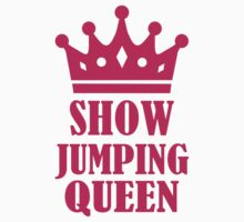 Show jumping queen by Designzz