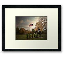 Freedom Foundation Framed Print