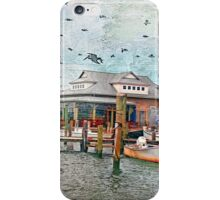 Birds Flying High, You Know How I Feel... iPhone Case/Skin