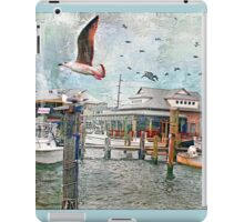 Birds Flying High, You Know How I Feel... iPad Case/Skin