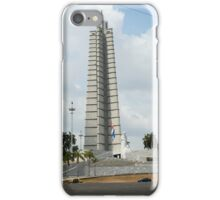 Communications tower, cuba iPhone Case/Skin