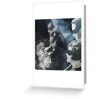 Where's Your Mind? Greeting Card