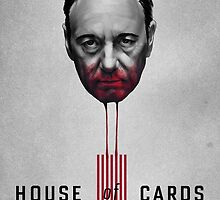 Frank Underwood of America - House of Cards by chillauren