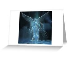 Sarah's Angel Greeting Card