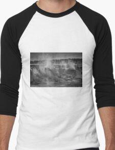 Niagara Falls  Men's Baseball ¾ T-Shirt