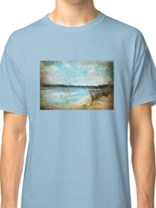 Turquoise Serenity Classic T-Shirt