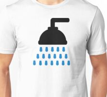 Shower logo Unisex T-Shirt