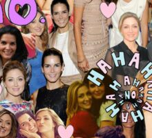 Rizzles collage Sticker