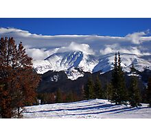View From Mary Jane, CO Photographic Print