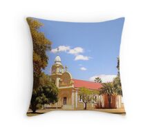 Abbey Church, New Norcia Throw Pillow