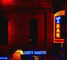Dirty Martini by Paul J. Owen