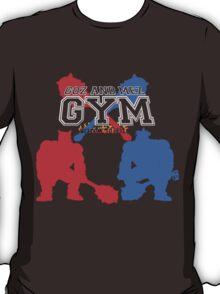Goz and Mez Gym T-Shirt