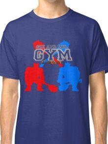 Goz and Mez Gym Classic T-Shirt