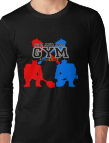Goz and Mez Gym Long Sleeve T-Shirt