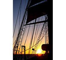 Leeuwin Sunset Photographic Print